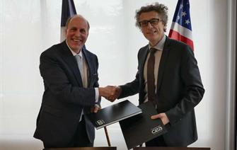 United States and France express their interest to collaborate on construction of superconducting particle accelerator at Fermilab and the Deep Underground Neutrino Experiment