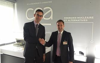 CEA's Chairman and CEO meets with the Australian Ambassador to France