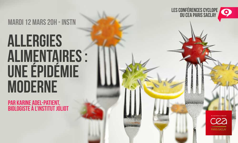 Conférence allergies alimentaires