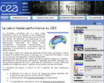 calcul haute performance au CEA