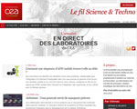 ​Le fil Science & Techno du CEA