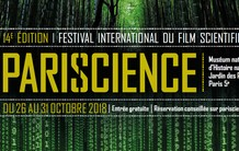 Le CEA partenaire du festival international du film scientifique Pariscience