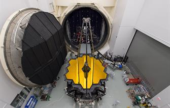 Le James Webb Space Telescope (JWST) n'a pas froid aux yeux