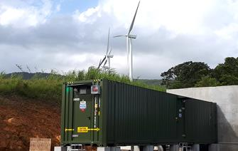 Wind-farm energy management system rolled out in Guadeloupe