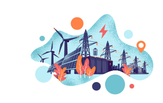 The challenge of integrating renewable energy into the grid