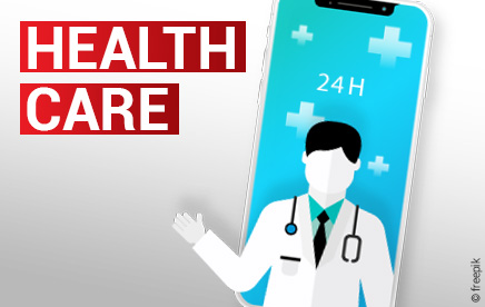 Digitalization of healthcare