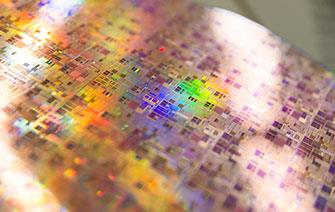 Silicon photonics for high-performance computing