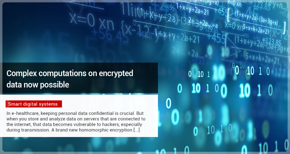 Complex computations on encrypted data now possible