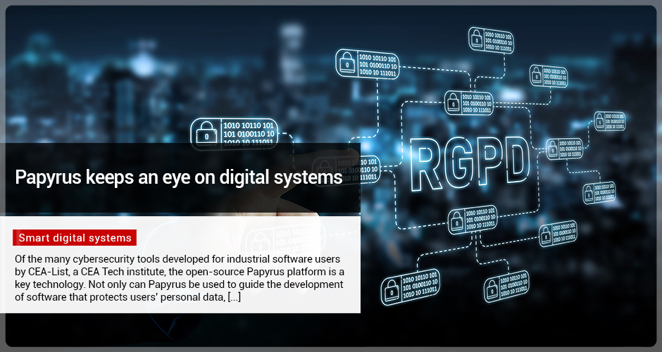 Papyrus keeps an eye on digital systems