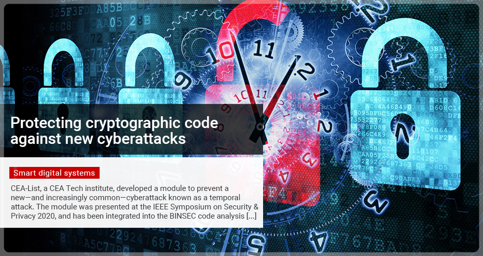Protecting cryptographic code against new cyberattacks