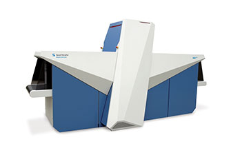 X-ray diffraction scanner - SAFRAN MORPHO