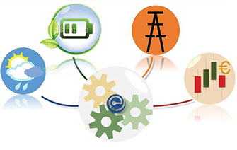 e-SIMS - Electricity and energy storage management software