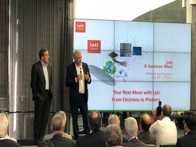 Leti and Soitec Launch A New Substrate Innovation Center