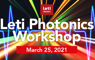 Leti Photonics Workshop (contenu en anglais)
