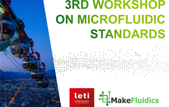 3RD Workshop On Microfluidics Standards