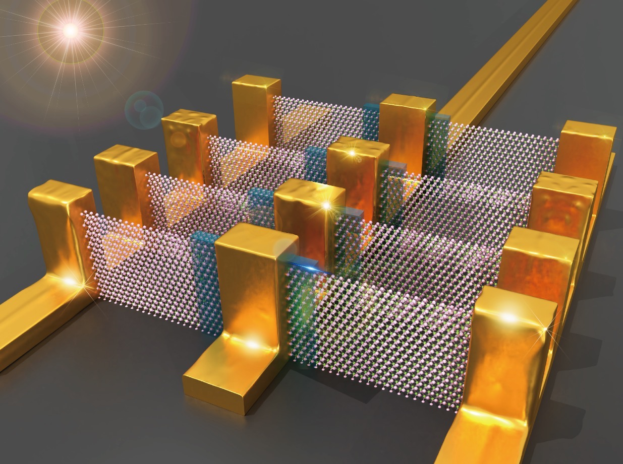 Integration of 2D materials in VLSI electronic devices