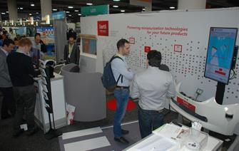 Leti spreads its wings at CES 2017