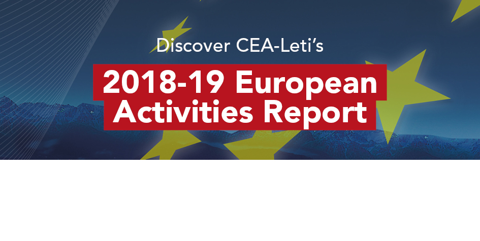 CEA-Leti's European Activities Report Now Available