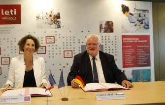 Leti and Fraunhofer Team Up To Strengthen Microelectronics Innovation In France And Germany