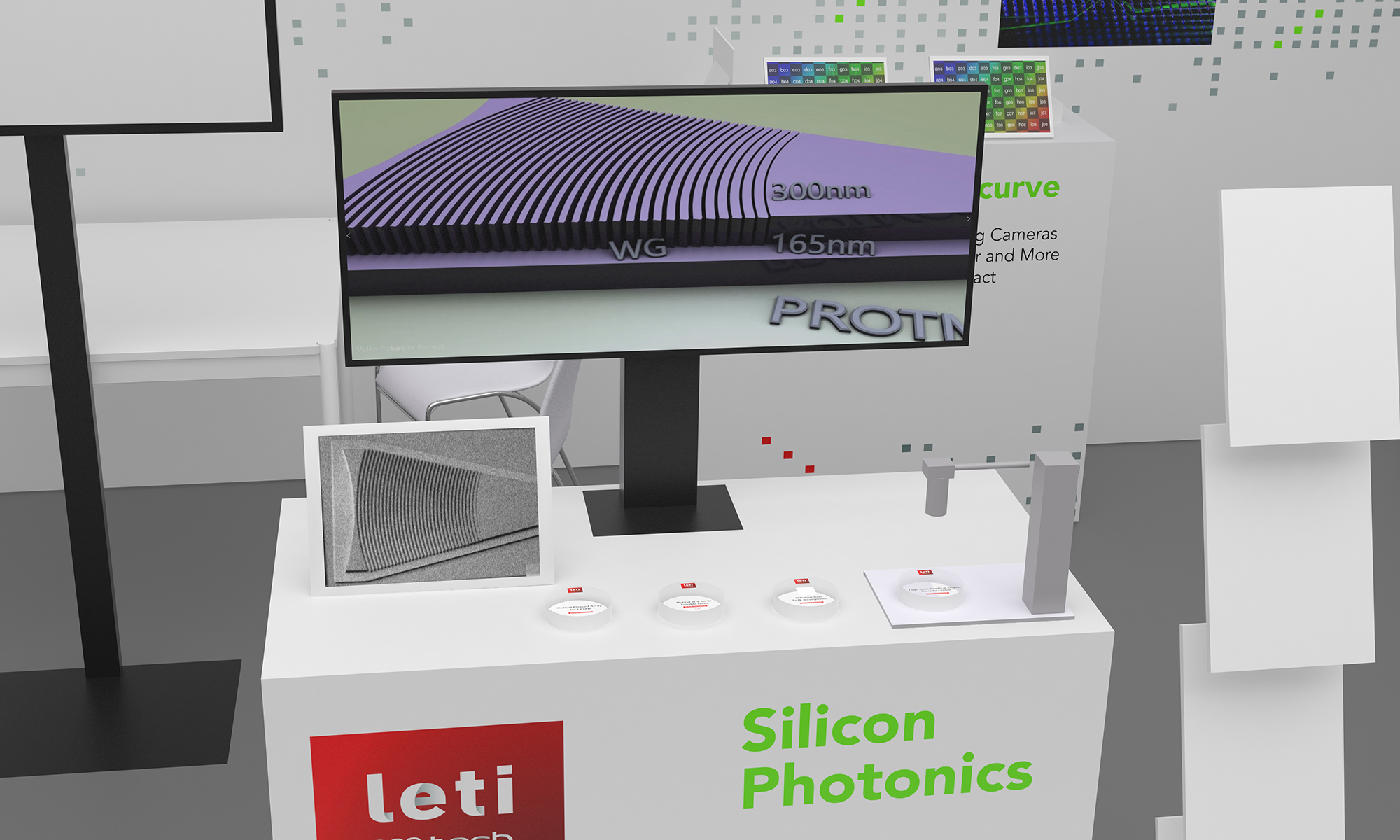 CEA-Leti Clears a Path to Developing Ultralow Loss, High-Power Photonics in UV through Mid-Infrared Wavelengths
