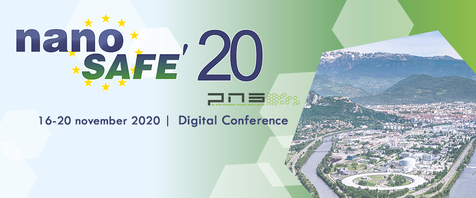 nanoSAFE 2020 Digital Conference