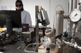 LIBS Laser Induced Breakdown Spectroscopy © P.Stroppa/CEA