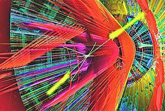 Première mesure de la masse du Boson W au LHC