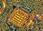 Détecter et produire un courant de spins dans le germanium