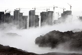 L'exode rural chinois a réduit la pollution aux particules fines