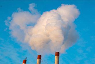 La qualité de l'air en Europe menacée par le réchauffement global