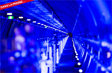 XFEL: un laser à électrons libres nouvelle génération