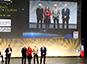 Sylvie Joussaume distinguée par les Étoiles de l'Europe 2017