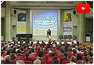 Conférence Les messagers de l'astro révolution