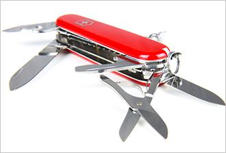 Un couteau suisse moléculaire