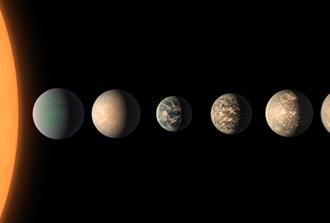 Des planètes de l'étoile Trappist-1 pourraient être habitables
