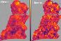 L'analyse d'images redessine la matière noire