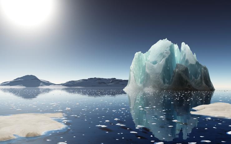 Alerte sur l'Antarctique… et sur la planète !