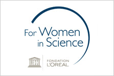 Deux doctorantes et deux post-doctorantes lauréates 2018 des bourses L'Oréal-Unesco pour les Femmes et la Science