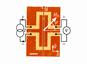 Un courant de spin dans un isolant électrique