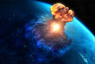 Nicaragua: un cratère géant, témoin de l'impact d'un astéroïde