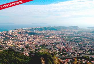 Naples : les Champs phlégréens ont connu trois super-éruptions en 40.000 ans
