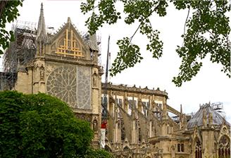 Notre-Dame de Paris les chercheurs s'organisent
