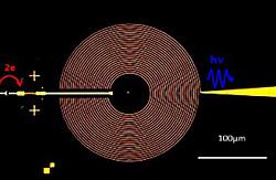 Vers une source brillante de photons microonde « uniques »