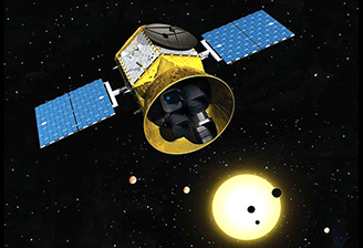 Astérosismologie : TESS révèle un Saturne « chaud »