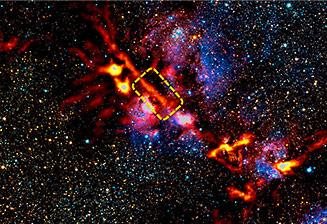 De nouveaux indices sur l'origine de la masse des étoiles