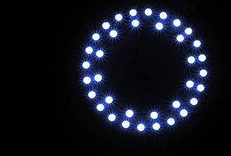 De la lumière pour relâcher la tension de cycles