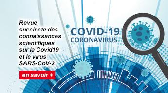 Revue succincte des connaissances scientifiques sur la Covid19 et le virus SARS-CoV-2