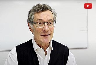 Bernard Dieny au Computer History Museum à Mountain View