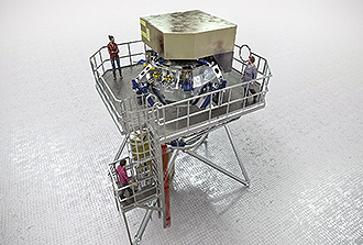 L'instrument METIS du Télescope géant européen (ELT) franchit l'étape de la conception préliminaire