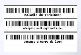 Des maladies neurodégénératives tracées avec des codes-barres moléculaires!